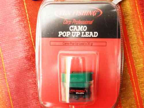 Camo pop up lead 30gr